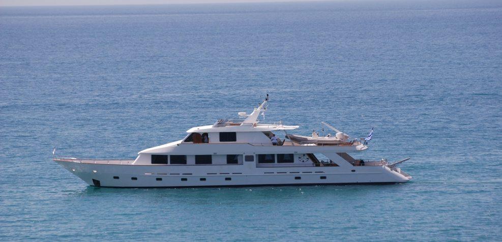 Elena Charter Yacht