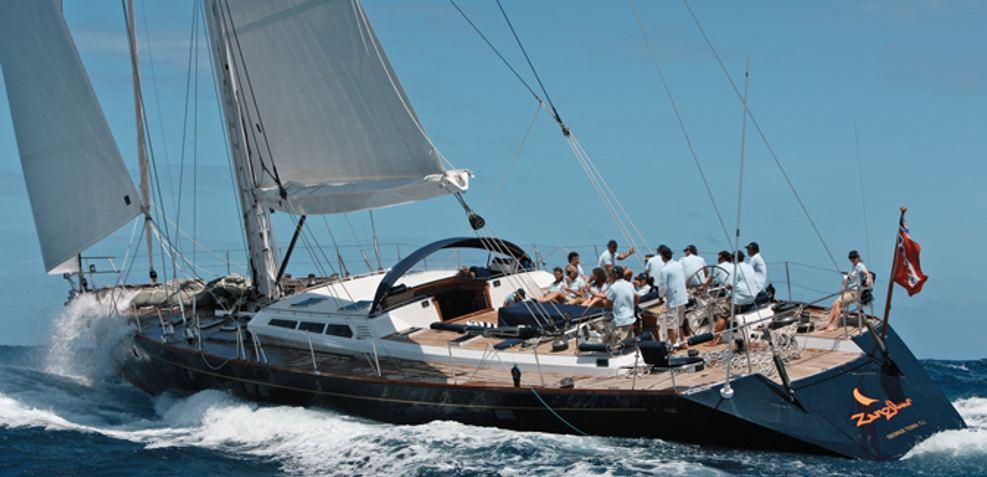 Zanzibar Charter Yacht