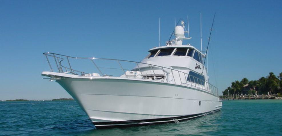 Lady Diana Charter Yacht