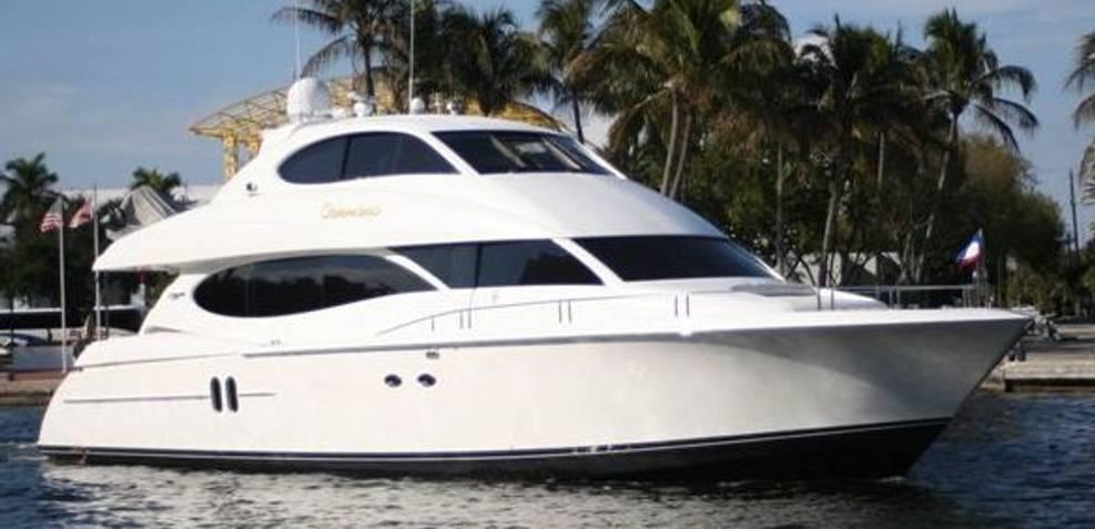 Carmara Charter Yacht