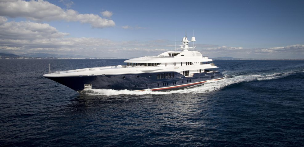 Sycara V Charter Yacht
