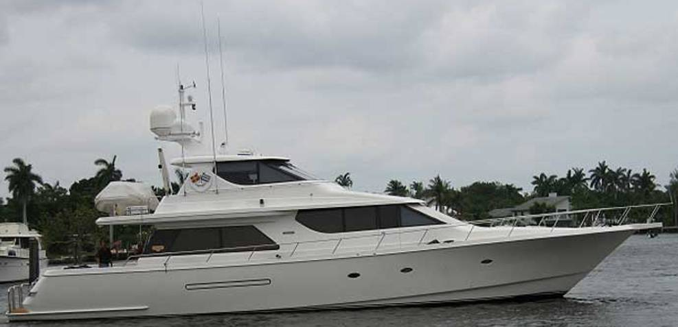 The Final Act Charter Yacht