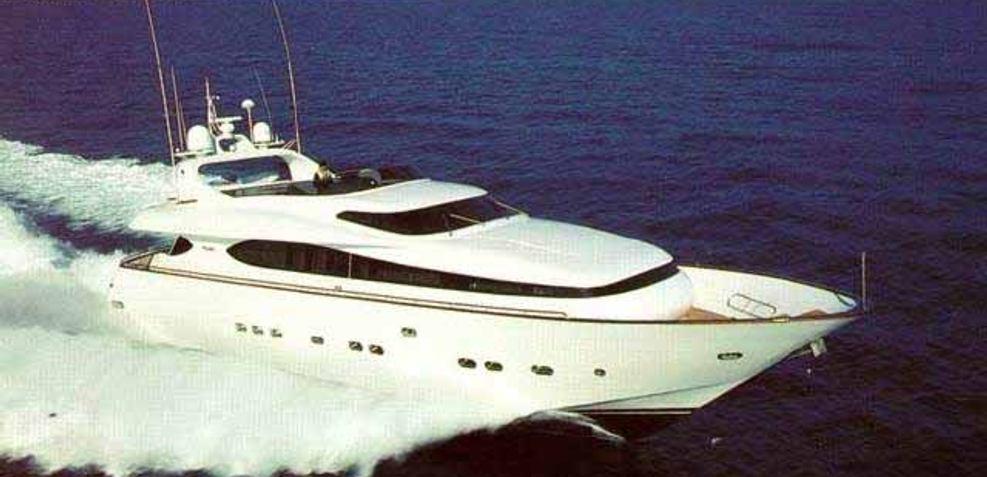 Maiora 25 DP Charter Yacht