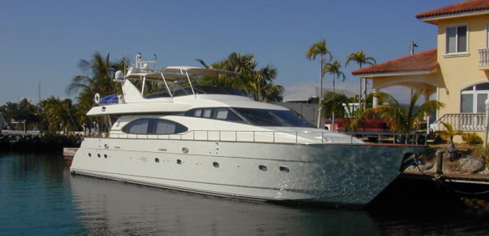 Aegis Charter Yacht