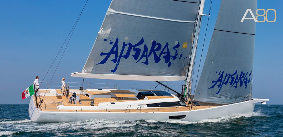 Apsaras Charter Yacht