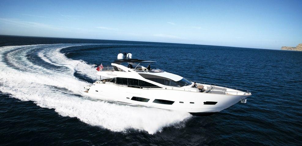 Ebra Charter Yacht