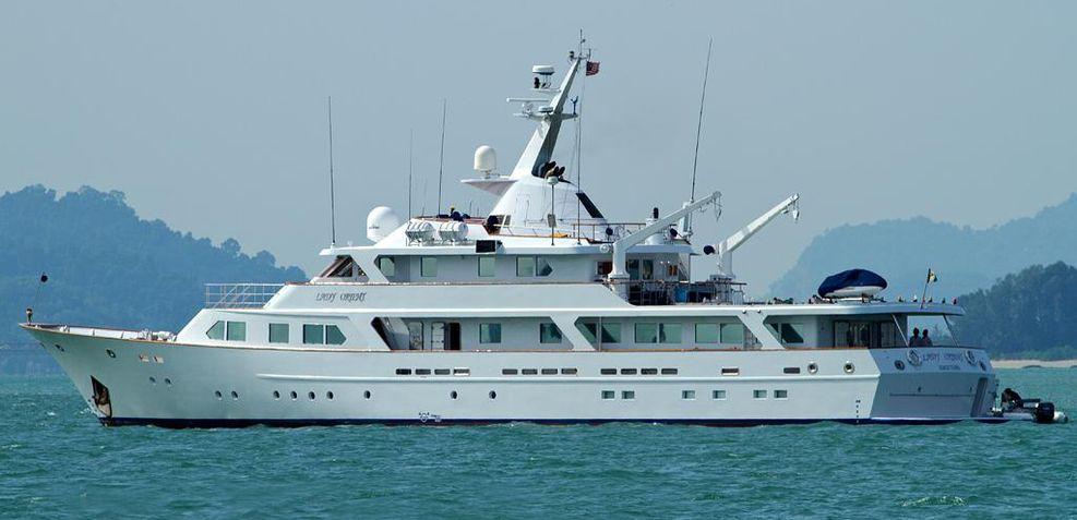 Langkawi Lady Charter Yacht