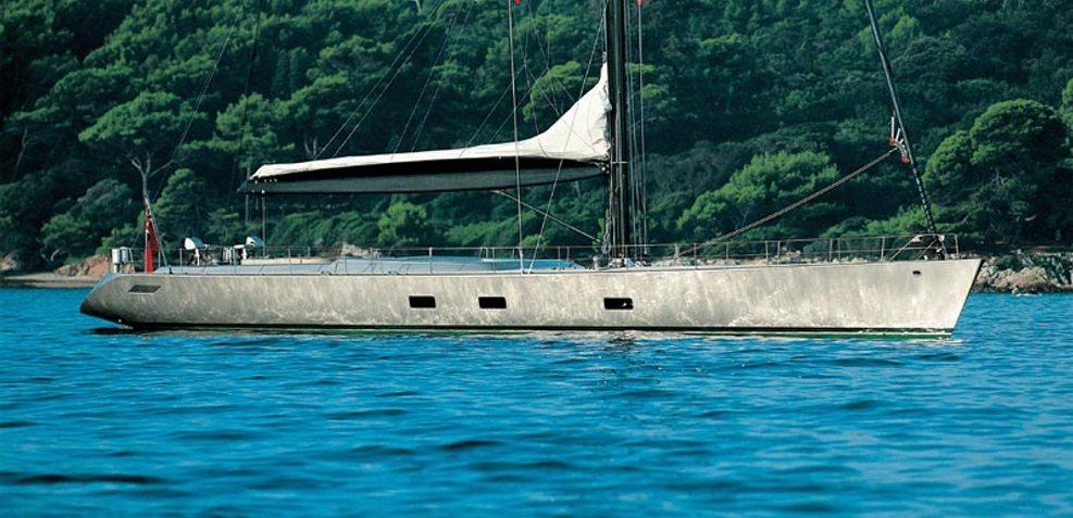 Dark Shadow Charter Yacht