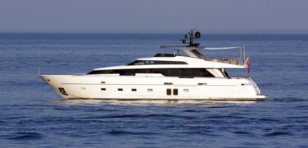 GB 2 Charter Yacht