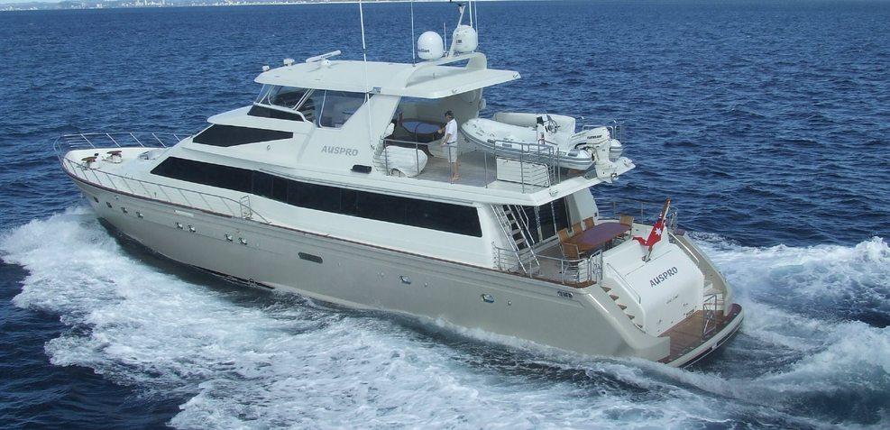 Auspro Charter Yacht