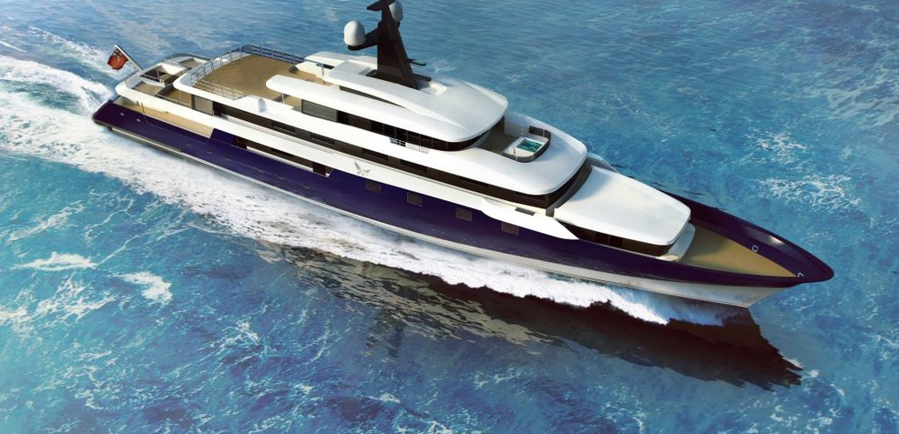 Falcon Lair Charter Yacht