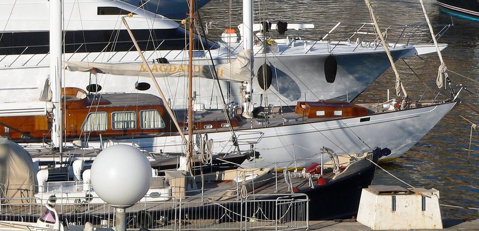 Magdalus Secondo Charter Yacht