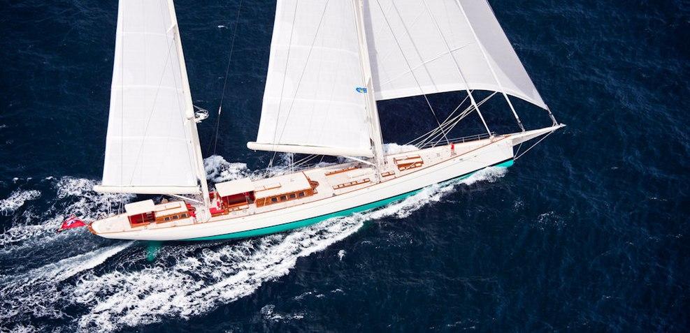Kamaxitha Charter Yacht