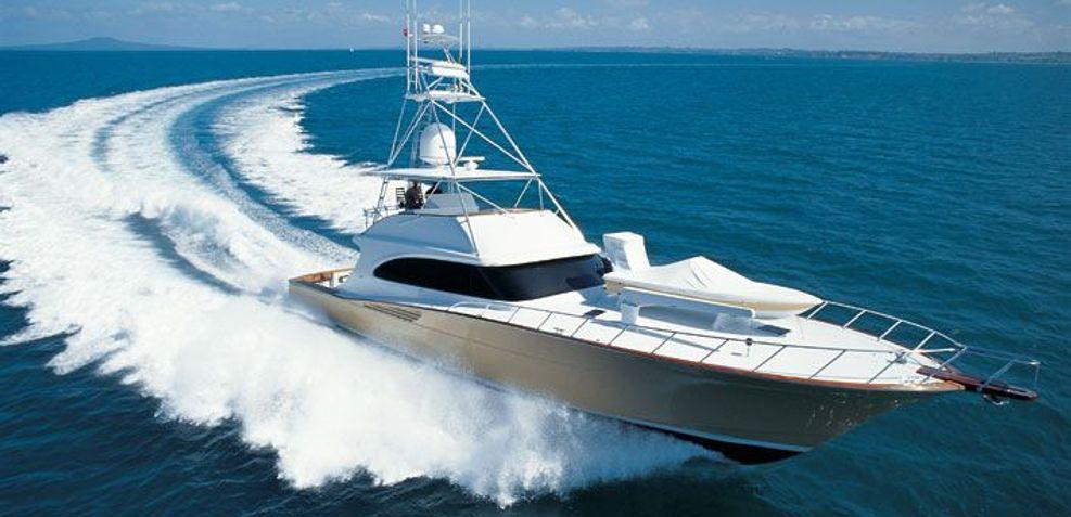 Big Easy Charter Yacht