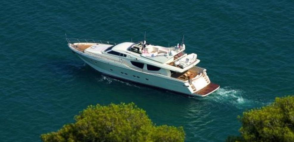 Trapani 2 Charter Yacht
