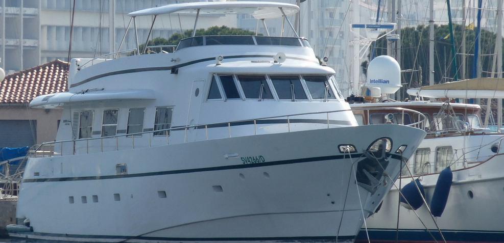 Enneffe Charter Yacht