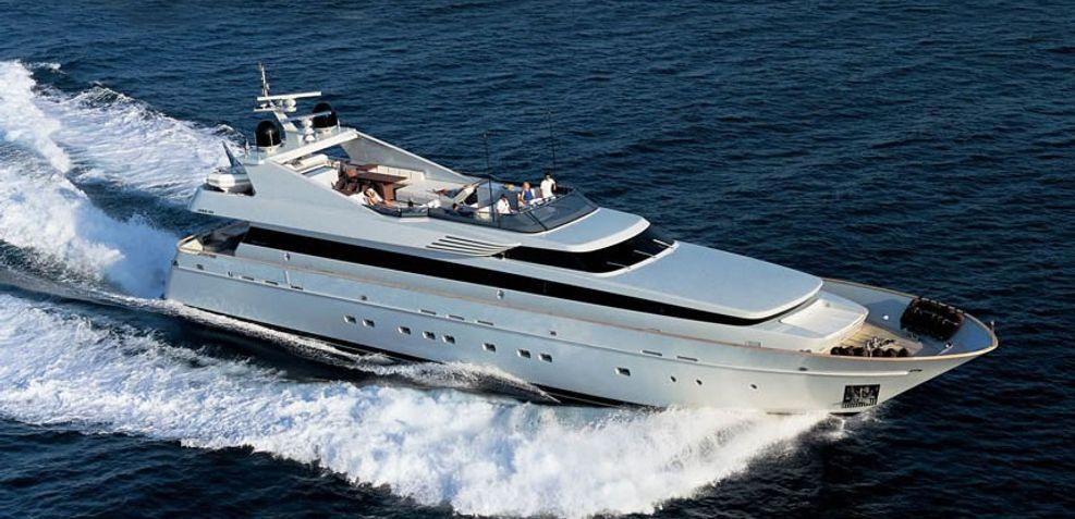 Kintaro Charter Yacht