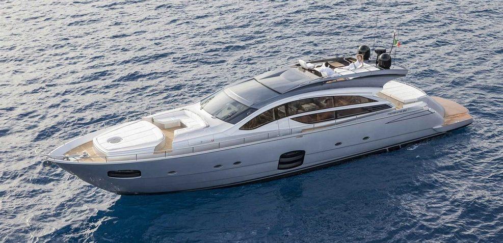 Bagheera Charter Yacht