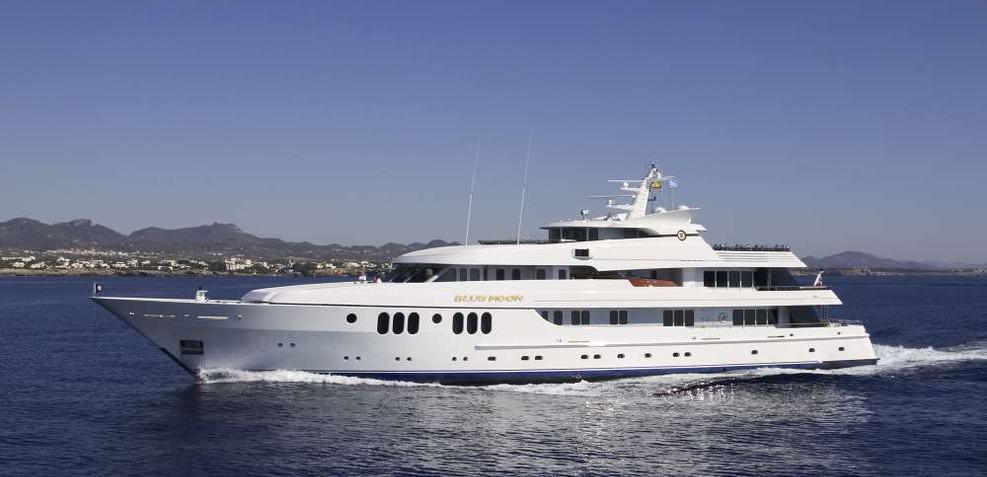 Blue Moon Charter Yacht