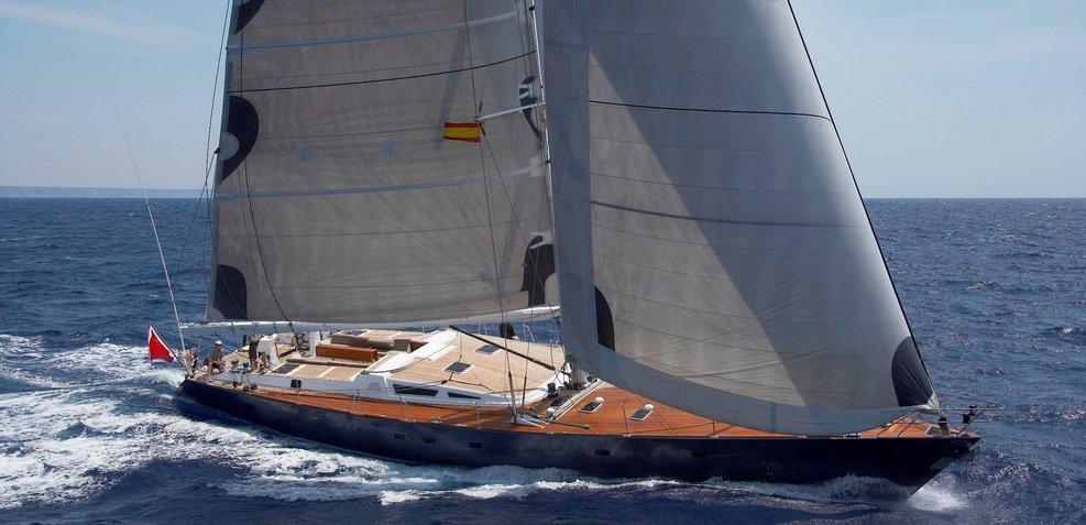 Noheea Charter Yacht