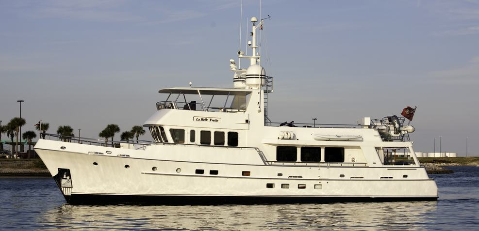 Gusto Charter Yacht