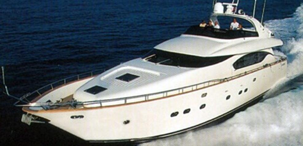Eleni Charter Yacht
