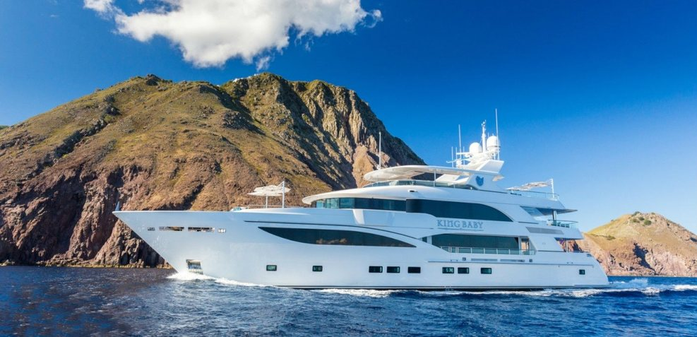 King Baby Charter Yacht