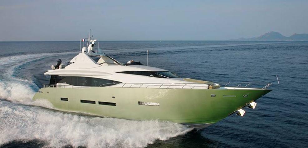 Bibich Charter Yacht