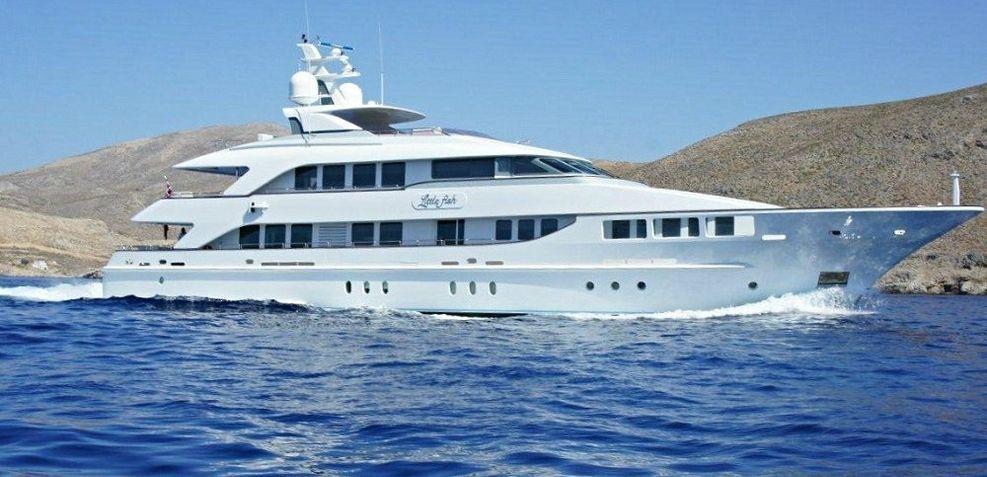Happy T Charter Yacht