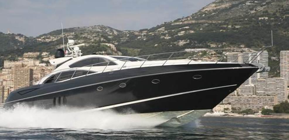Luxury Charter Yacht
