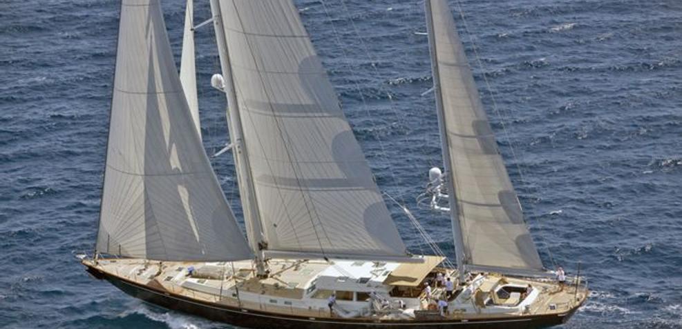 Surama Charter Yacht