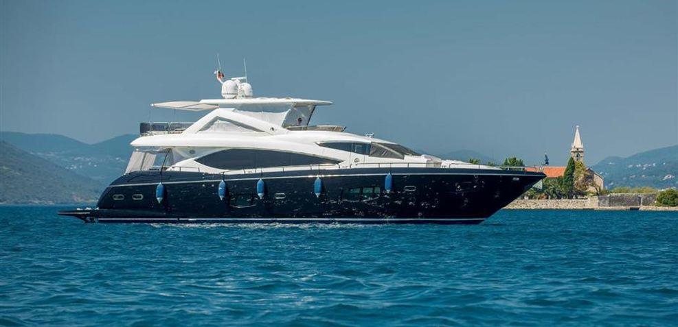 Dijana Charter Yacht