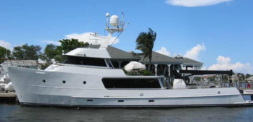 Melia Charter Yacht