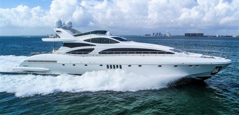 Kabir Charter Yacht