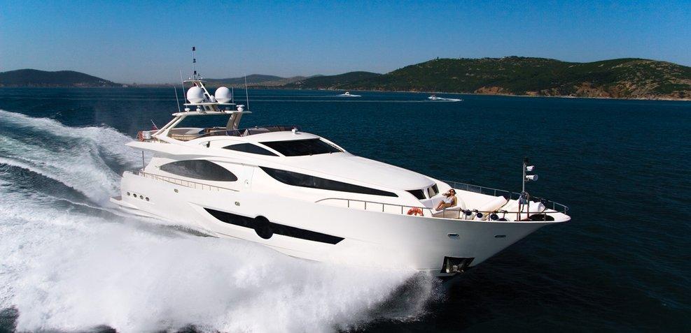 Sesame Charter Yacht