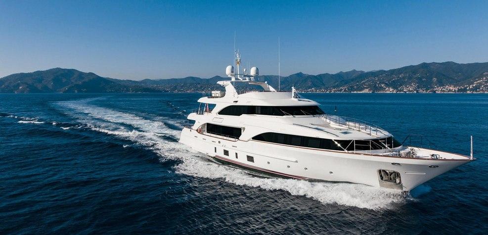 Dynar Charter Yacht