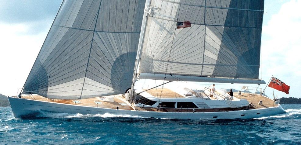 Spiip Charter Yacht