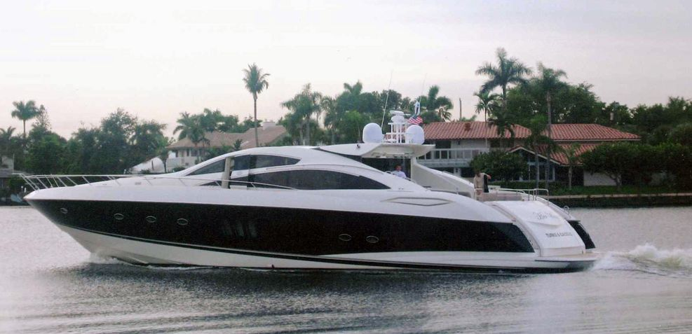 Her Way  Charter Yacht