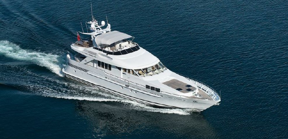 Marla II Charter Yacht
