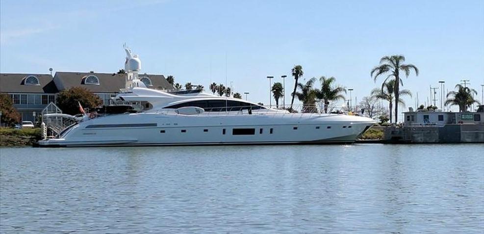 Mangusta 132/03 Charter Yacht