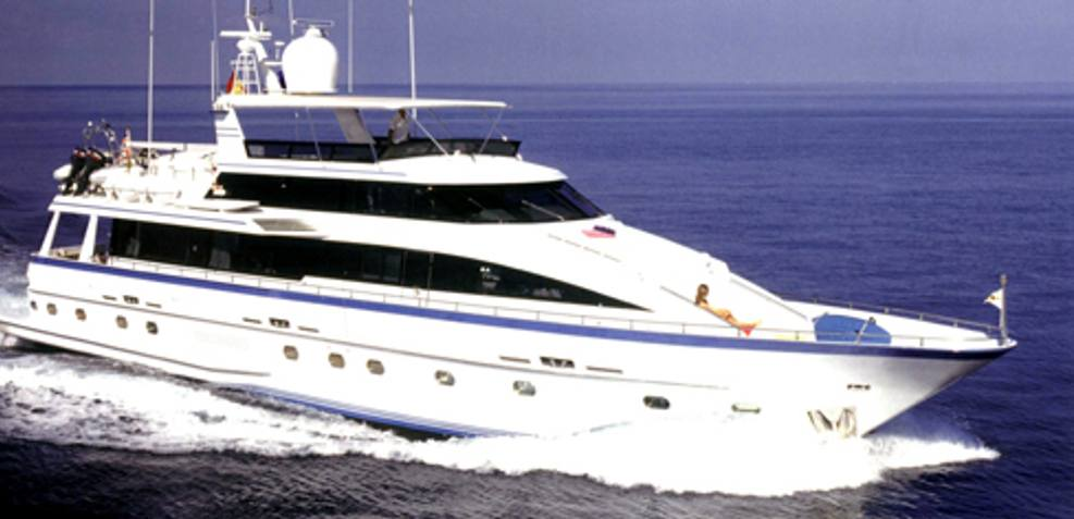 Valia Charter Yacht