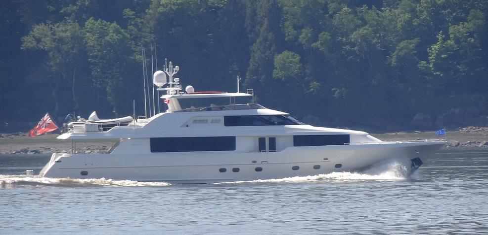 Captivator Charter Yacht