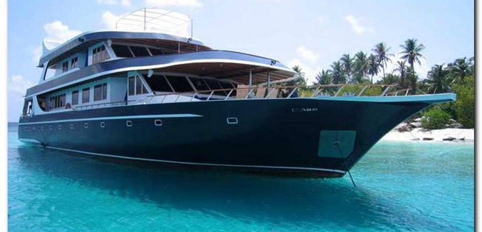 Ocean Divine Charter Yacht