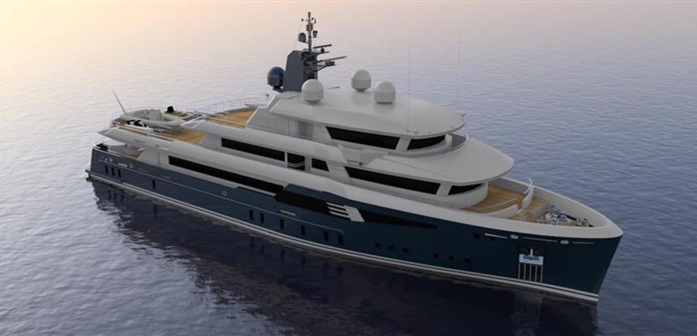 Supernova 55m Charter Yacht