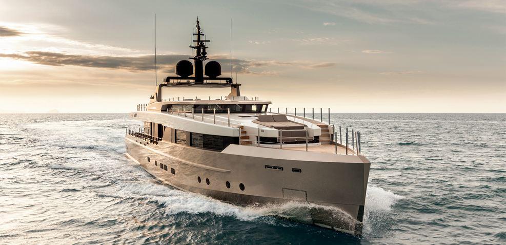 Sun Prince Charter Yacht
