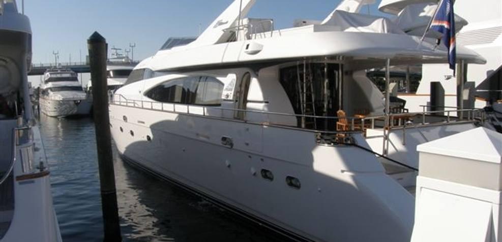 Goddess Charter Yacht