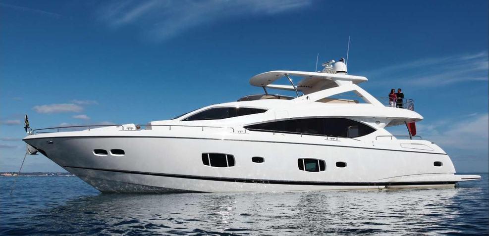 Ipek Charter Yacht