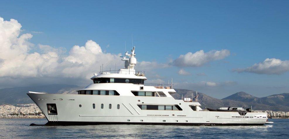 Aspire Charter Yacht