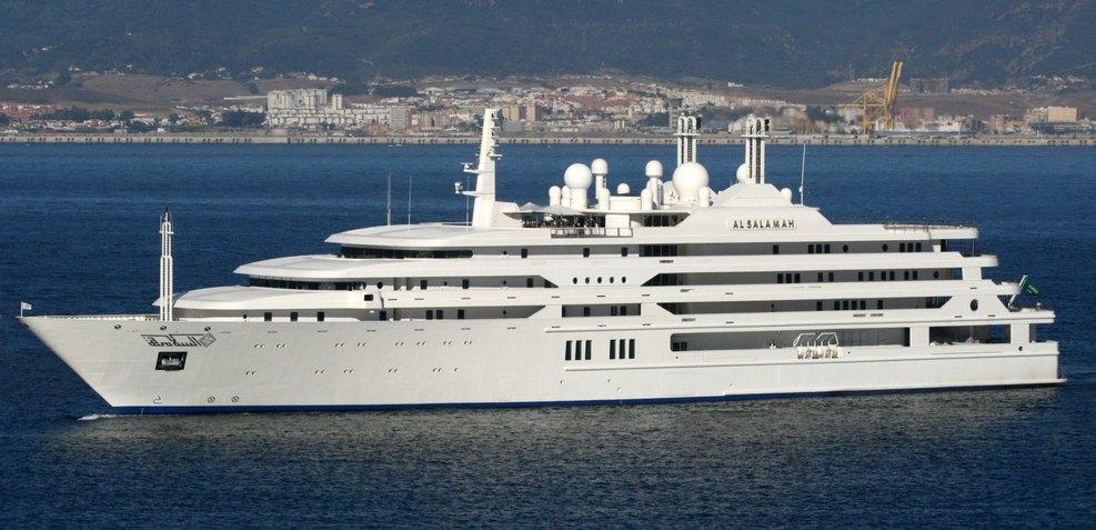 Al Salamah Charter Yacht