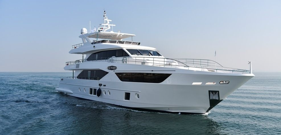 Waves Charter Yacht